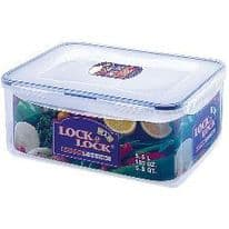 Lock & Lock Food Storage Container - Rectangular including Freshness Tray - 5.5L (292 x 225 x 120mm)